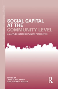 Cover Social Capital at the Community Level