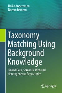 Cover Taxonomy Matching Using Background Knowledge