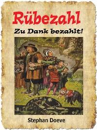 Cover Rübezahl - Zu Dank bezahlt!