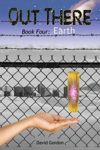 Cover Out There: Book Four: Earth