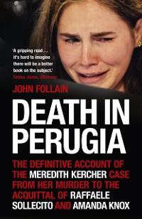 Cover Death in Perugia