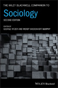Cover The Wiley Blackwell Companion to Sociology