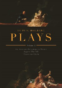 Cover Ludvig Holberg: PLAYS, Volume I