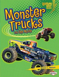Cover Monster Trucks on the Move