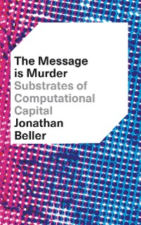 Cover The Message is Murder