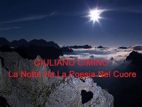 Cover La Notte Ha La Poesia Nel Cuore