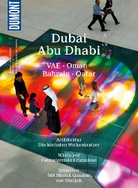 Cover DuMont BILDATLAS Dubai, Abu Dhabi
