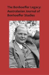 Cover The Bonhoeffer Legacy