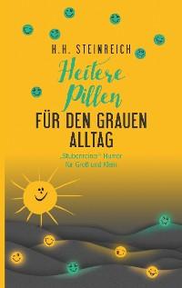 Cover Heitere Pillen für den grauen Alltag