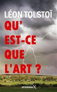 Cover Qu'est-ce que l'art ?