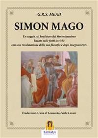 Cover Simon Mago