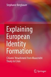 Cover Explaining European Identity Formation