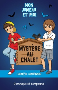 Cover Mystere au chalet