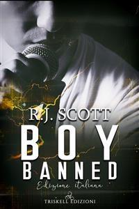 Cover Boy Banned: Edizione italiana