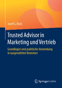 Cover Trusted Advisor in Marketing und Vertrieb