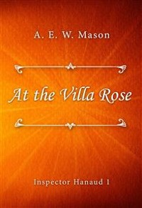 Cover At the Villa Rose