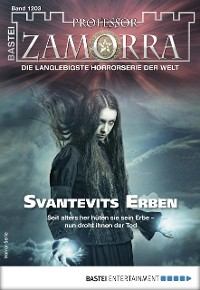 Cover Professor Zamorra 1203 - Horror-Serie