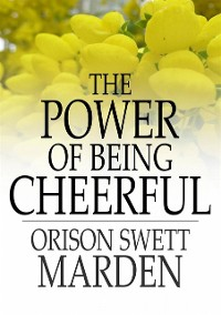 Cover Power of Being Cheerful