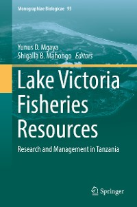 Cover Lake Victoria Fisheries Resources
