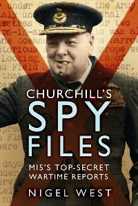 Cover Churchill's Spy Files