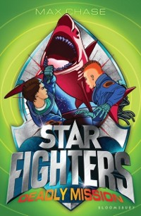 Cover STAR FIGHTERS 2: Deadly Mission