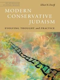 Cover Modern Conservative Judaism