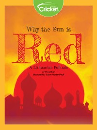 Cover Why the Sun Is Red