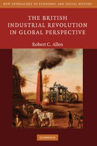 Cover British Industrial Revolution in Global Perspective