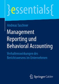 Cover Management Reporting und Behavioral Accounting