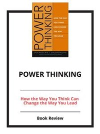 Cover Power Thinking