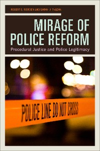 Cover Mirage of Police Reform
