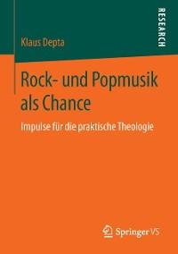 Cover Rock- und Popmusik als Chance