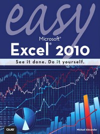 Cover Easy Microsoft Excel 2010