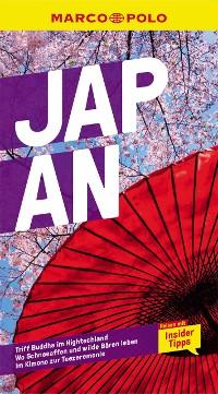Cover MARCO POLO Reiseführer Japan