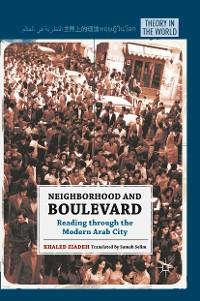 Cover Neighborhood and Boulevard