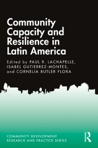 Cover Community Capacity and Resilience in Latin America