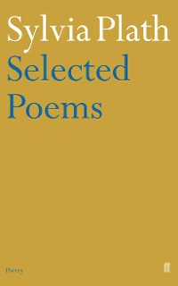 Cover Selected Poems of Sylvia Plath