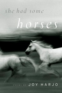 Cover She Had Some Horses: Poems