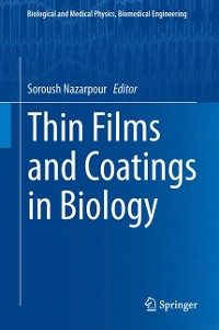 Cover Thin Films and Coatings in Biology