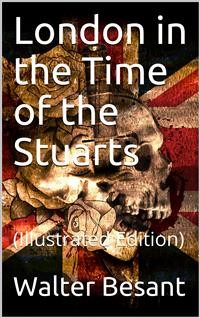 Cover London in the Time of the Stuarts