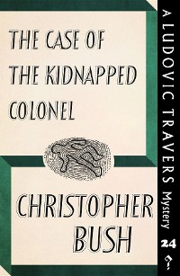 Cover The Case of the Kidnapped Colonel
