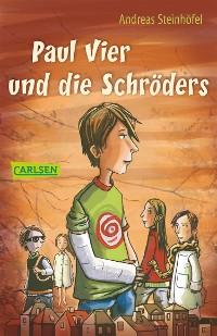 Cover Paul Vier und die Schröders