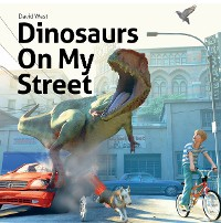 Cover Dinosaurs On My Street