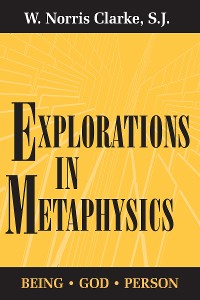 Cover Explorations in Metaphysics