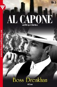 Cover Al Capone 3 – Kriminalroman