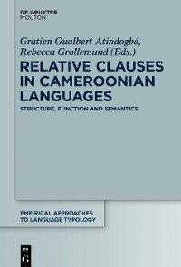 Cover Relative Clauses in Cameroonian Languages