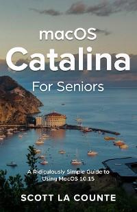Cover MacOS Catalina for Seniors
