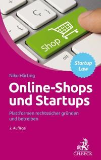 Cover Online-Shops und Startups