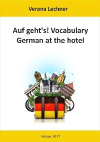 Cover Auf geht's! Vocabulary
