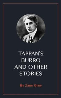 Cover Tappan's Burro and Other Stories